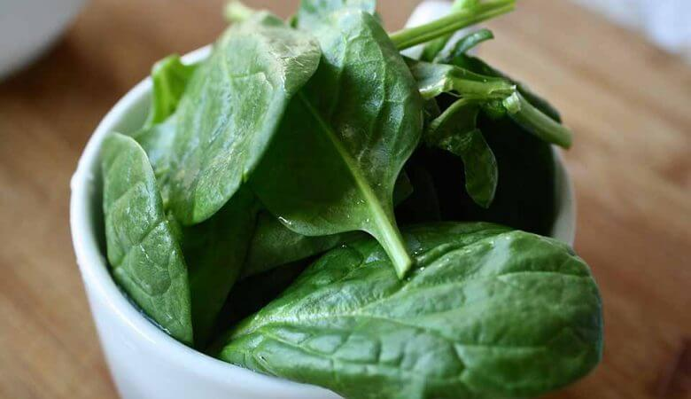 spinach and iron absorption