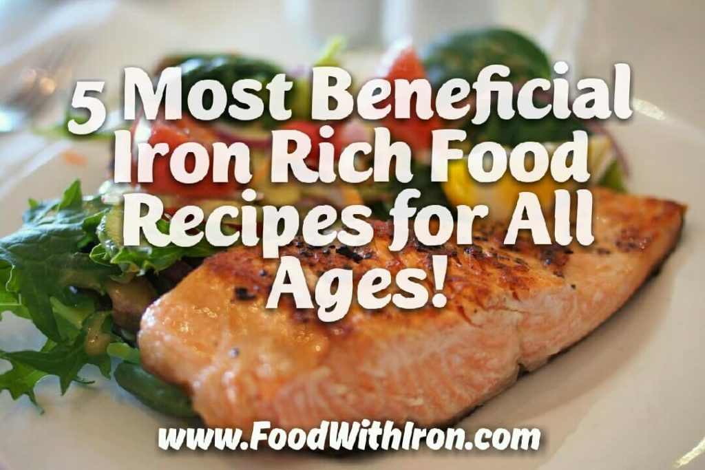 Iron Food Recipes
