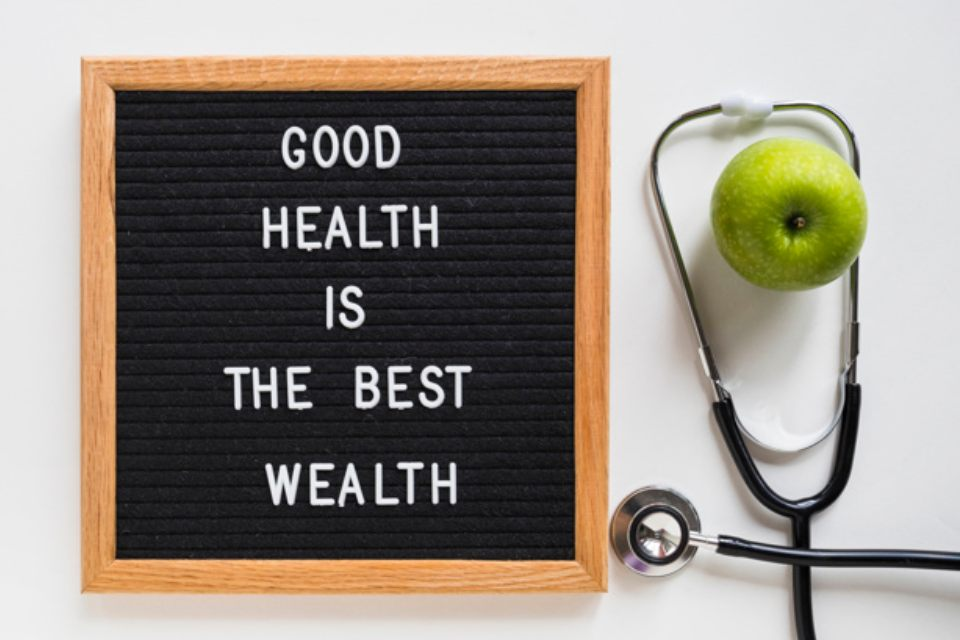 Why good health is important